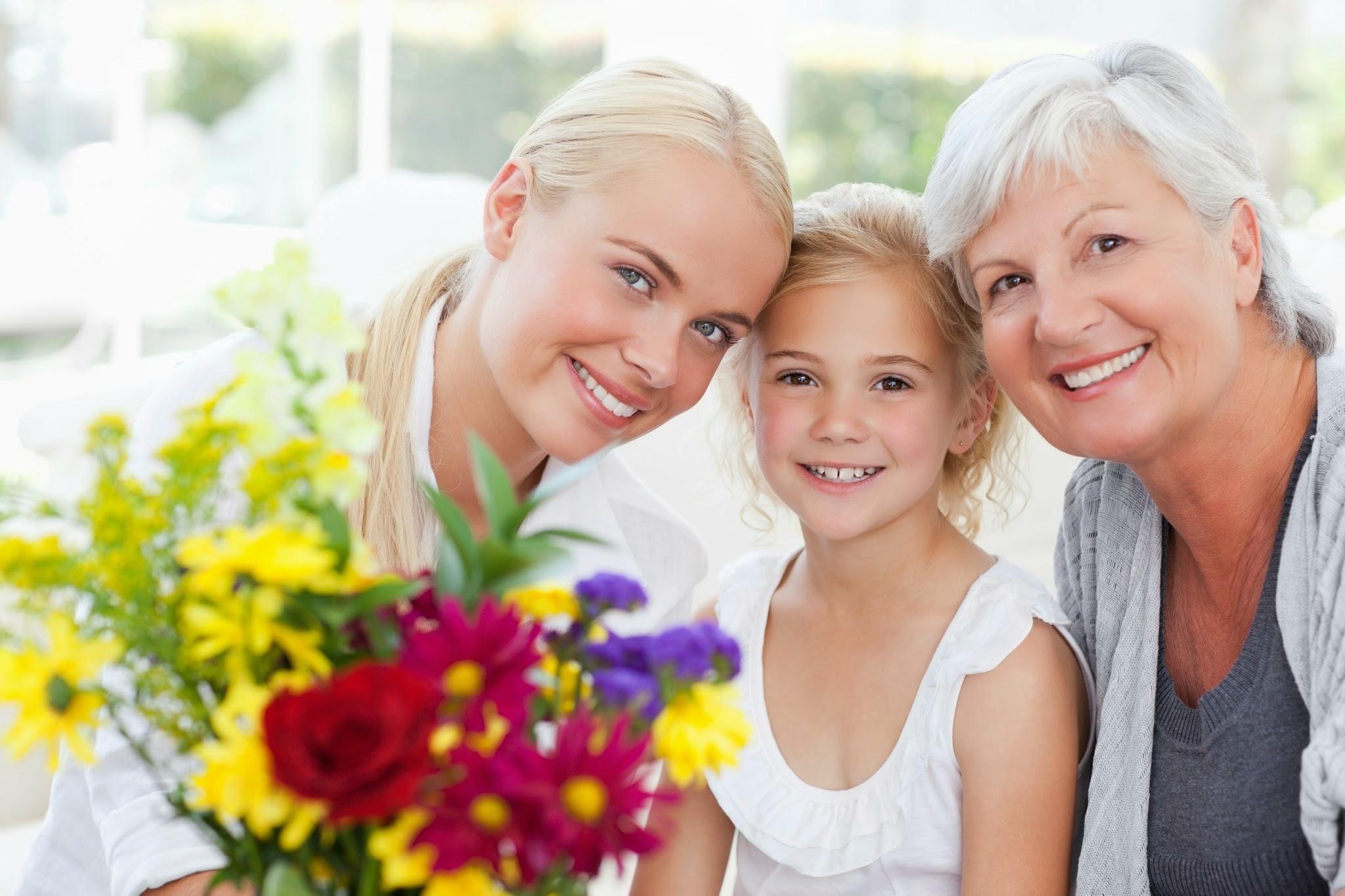 С мамами с 14 фотография
