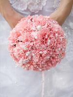 свадебные букеты цветы гвоздики флористика фото свадьба
