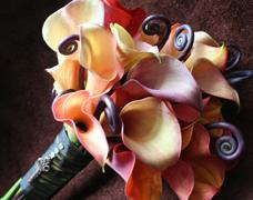 калла фото букет свадьба флорист цветочный бизнес