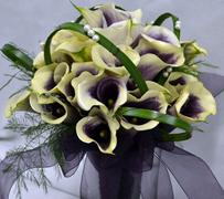каллы свадебные букеты цветы невеста