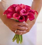 свадебный букет невесты флористика калла белокрыльник цветы