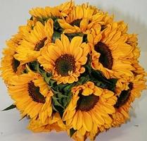 подсолнух фото букет свадебная флористика свадьба цветы