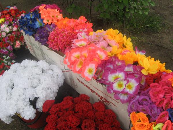 Купить искусственные цветы в москве недорого оптом букет из роз на свадьбу подарок