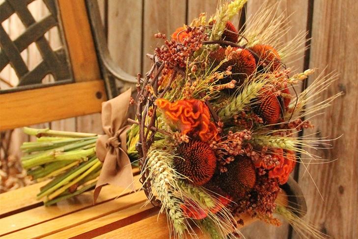 Осенние поделки фото своими руками
